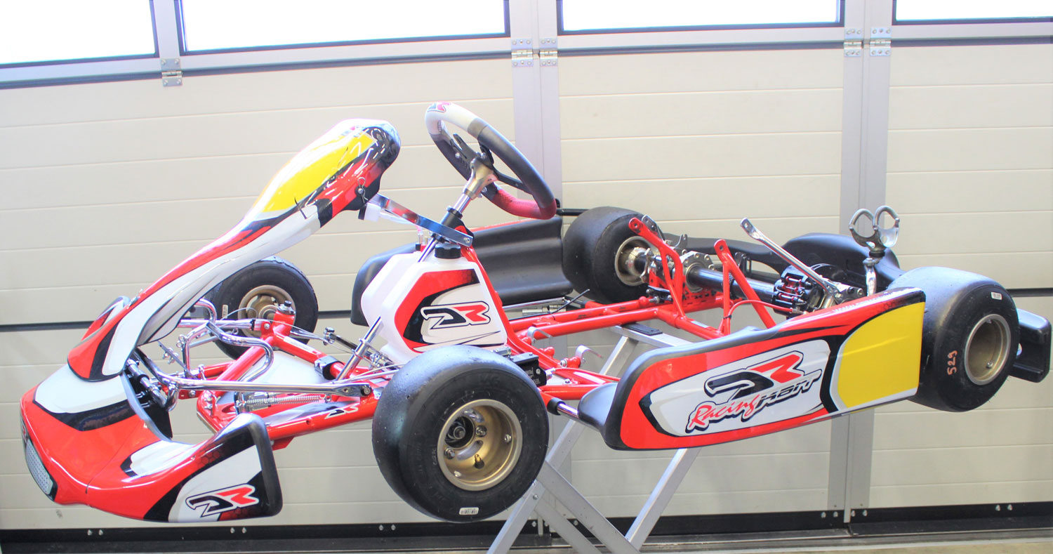 Occasion DR Chassis S97 Evo2, OK, X30, ROTAX...